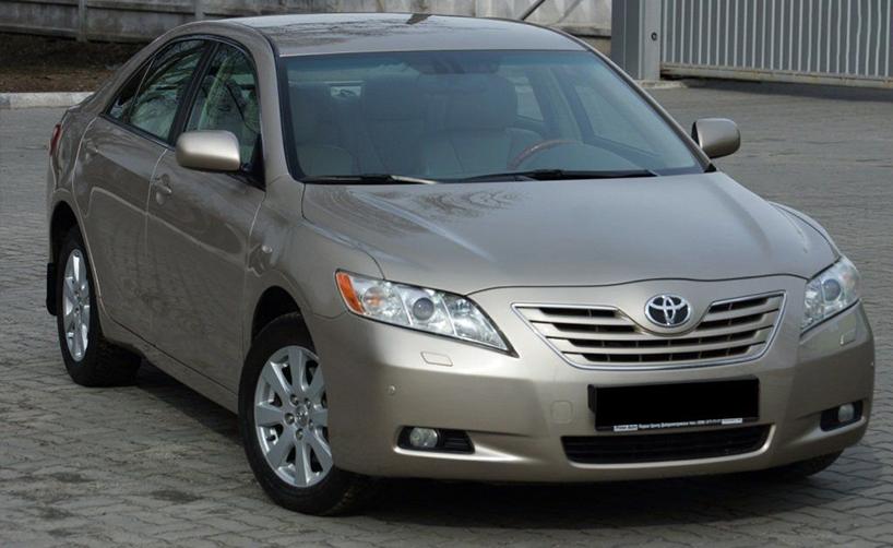 Аренда Toyota Camry без водителя в Ульяновске
