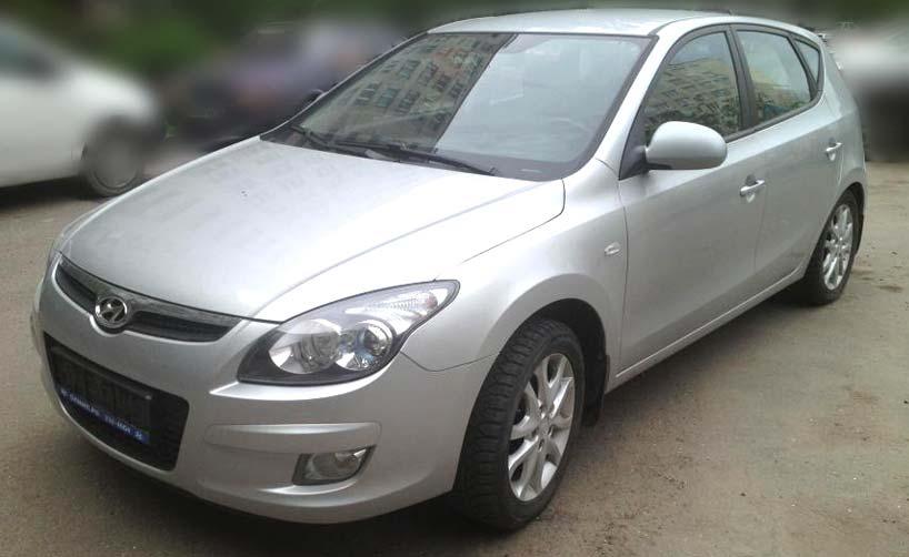 Аренда Hyundai i30 без водителя в Ульяновске